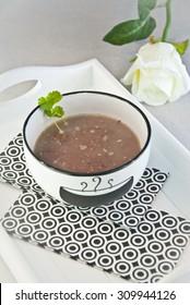 soup black beans legumes, food vegetarian, recipe vegetarian