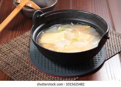 a soup cuisine