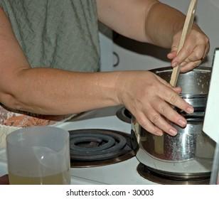 Soup kitchen volunteers 3