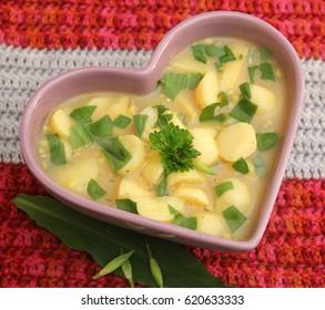 Soup of Potatoes