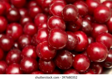 sour cherry background