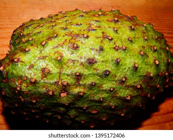 Soursop Fruit, Guanabana,  Annona muricata, Graviola