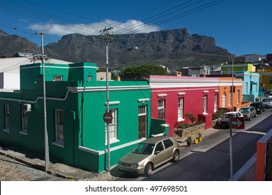 South Africa Cape Town Bo-Kaap A