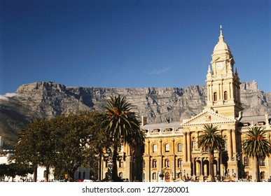 South Africa, Cape Town, City Hall