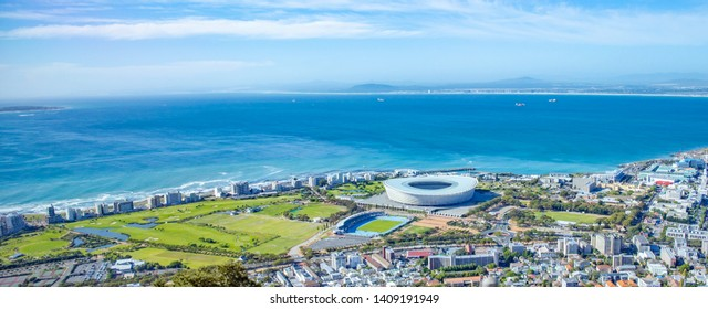 south africa, cape town city