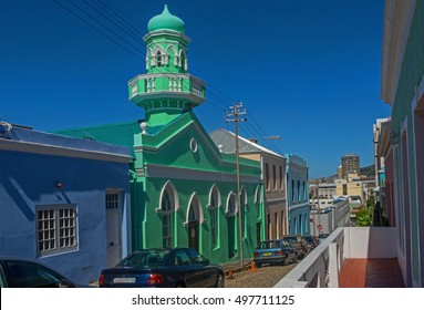 South Africa Capetown Bo Kaap D