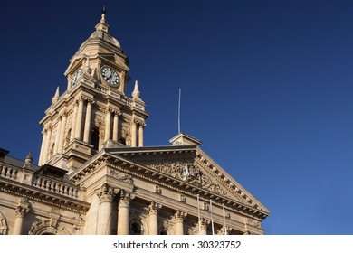 South Africa city of Cape Town town hall