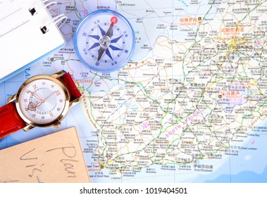 south africa travel plan