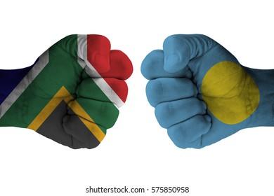 SOUTH AFRICA vs PALAU
