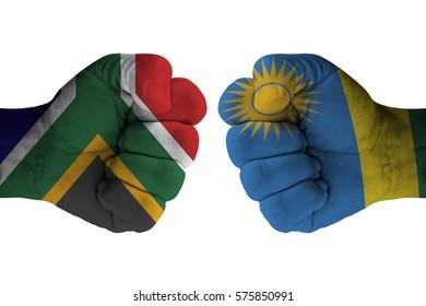 SOUTH AFRICA vs RWANDA