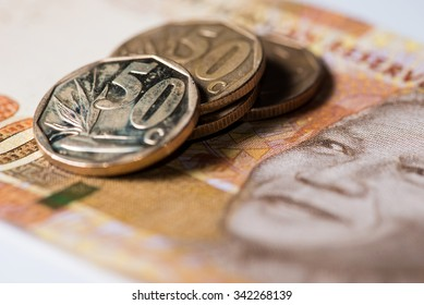 South African currency 20