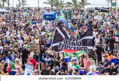South African protest : Zuma must fall anti president protests, 7 April 2017 - Durban, KZN #6