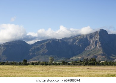 South african stunning landscape