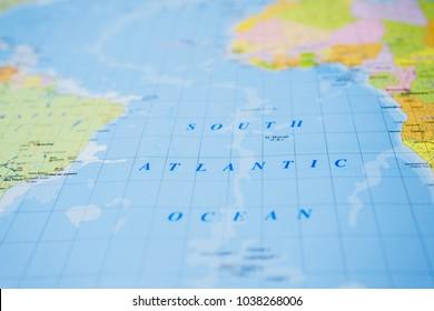 Ocean Currents Map Stock Images RoyaltyFree Images Vectors