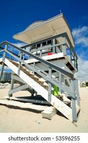 South Beach Lifeguard Hut