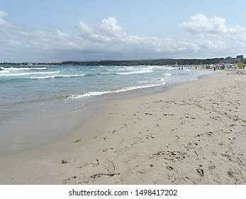 South beach in Primorsko, Bulgaria - Shutterstock ID 1498417202