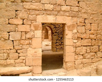 The south Church, Shivta (Sobota) is an archeological site in the Negev Desert of Israel, 49 Km southwest of beer sheva, east to Nizzana (Nitsana).