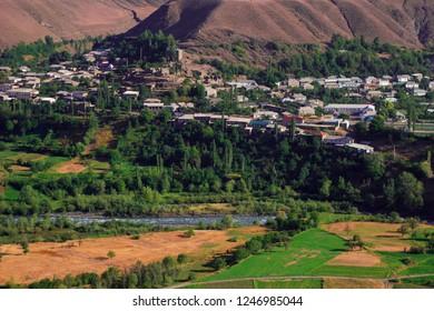 South Dagestan village