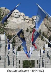 South Dakota - Mount Rushmore