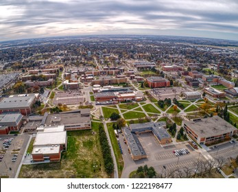 South Dakota State University is a College of Higher Learning in Eastern South Dakota located in the rural Town of Brookings
