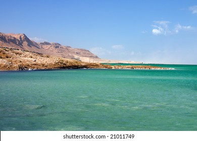 South of the Dead Sea in September