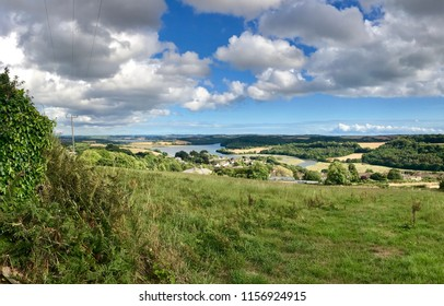 South East Cornish countryside
