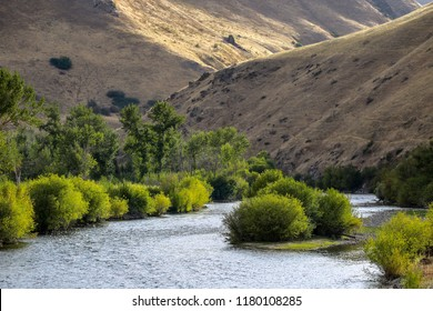 South Fork of the Boise River Images, Stock Photos & Vectors
