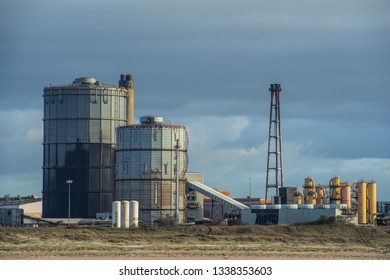 South Gare. Industry.