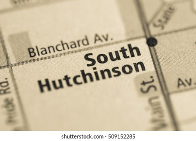 South Hutchinson. Kansas. USA.