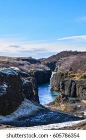 Brúárhlöð, south Iceland