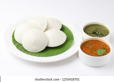 south indian breakfast cooked in steam known as idly
