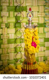 South Indian Decoration Baby Shower Festival Religion Stock Image 1010372401