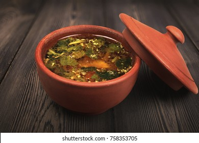 South Indian Made Rasam Recipe