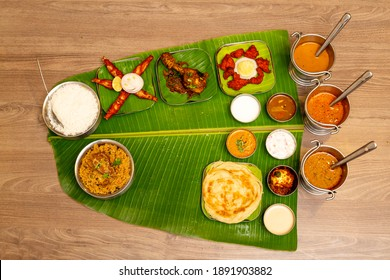 South Indian Meals (Full Meals, Nonveg Meals)