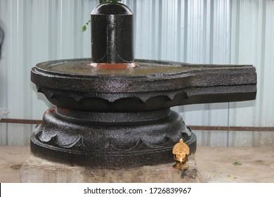 South Indian tradional Shiva lingam