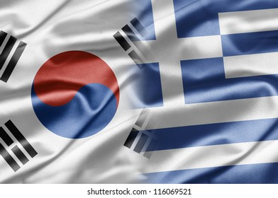 South Korea and Greece