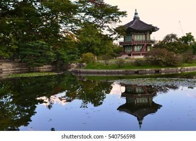 South Korea National Palace