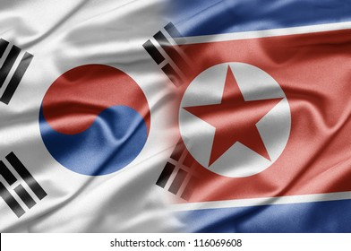 South Korea and North Korea