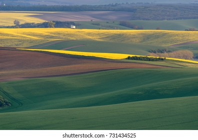 South Moravia is located in the south-western part of its historical region of Moravia in Czech republic. It is a magical place nicknamed the Czech Tuscany