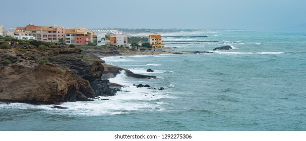 South oh France Coast Cap Agde Aude Seascape