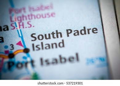 South Padre Island. Texas. USA