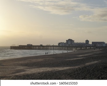 The South Parade Pier is a pier in Southsea in the city of Portsmouth, England. It is one of two piers in the city, the other being Clarence Pier.