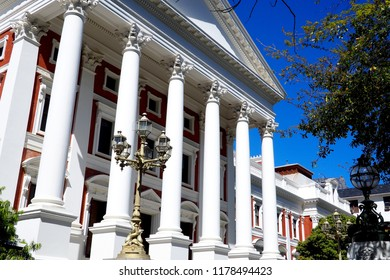 South Parliament in Cape Town