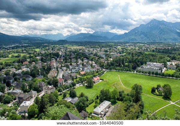 South part of Salzburg