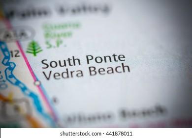 South Ponte Vedra Beach. Florida. USA