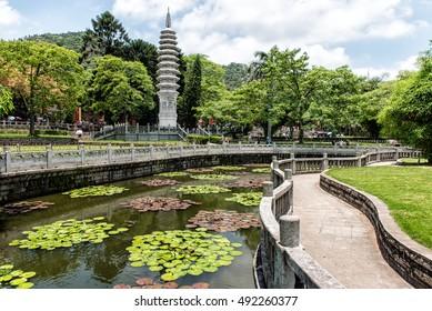 South Putuo Temple in Xiamen