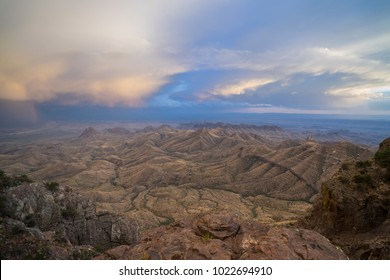 South Rim Big Bend National Park