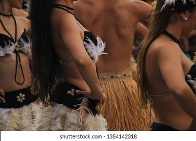 South Seas traditional dance