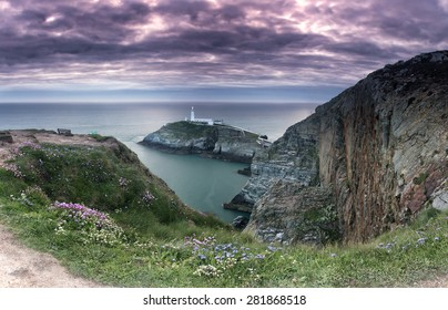 South Stack Lighthouse, Holy Island, Angelsey