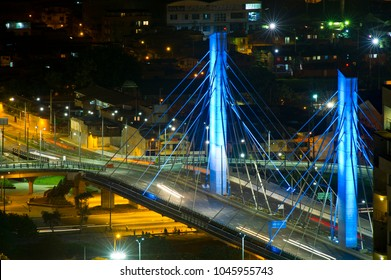 South Street Bridge 4, Medellin, Antioquia, Colombia